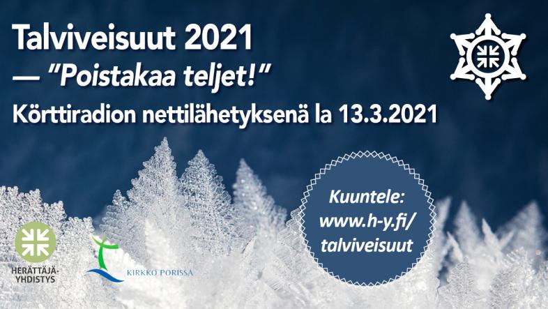 Lomalennot Porista 2021